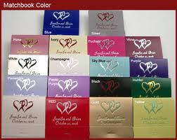 wedding matchbooks top ten wedding favors that will your guests and your