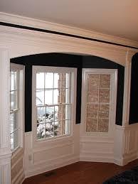 Wainscoting Around Windows Christine Fife Interiors Design With Christine