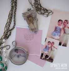 Personalized Charm Necklaces How To Make A Simple Personalized Charm Necklace For A Mom