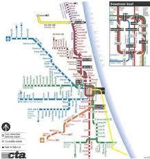 cta line map transit 2020 an immodest for the cta gapers block