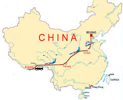 Map Of Nepal And Tibet by Tibet Tour Plus Great Wall Panda And Kungfu