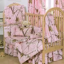 Fish Crib Bedding by Pink Realtree Crib Bedding