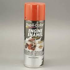 dupli color de1607 chevy orange red engine spray paint ebay