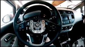 adding cruise control to 2013 kia rio lx youtube