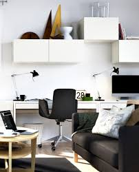Office In Living Room Home Design - Home office room design