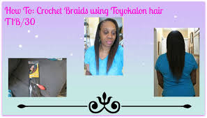 toyokalon hair for braiding ny crochet braids using toyokalon hair youtube