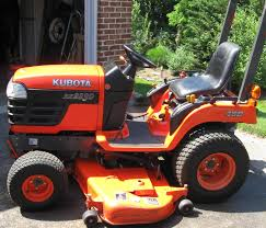 05 kubota bx 2230 tractor 4wd diesel 690 hrs lawnsite