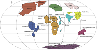 Plate Tectonics Map Tectonic Plate Inhabitat Green Design Innovation