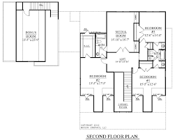 peaceful ideas 2 storey house plans with bonus room over garage 12