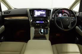 lexus vellfire price toyota vellfire 3 5 el beige interior unreg 7s auto