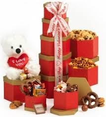 valentines day present s gift baskets gourmet s day gift basket