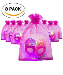jewelry party favors the noodley s 24pc light up jewelry party favors pack 8 bags