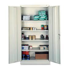 72 Storage Cabinet Tennsco Full Height Standard Storage Cabinet 72 H X 36 W X 18 D