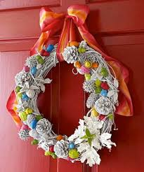 Thanksgiving Wreath Craft 314 Best Wreaths Swags And Mailbox Covers Images On Pinterest