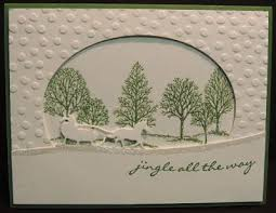 150 best cards dies sleigh ride edgelet images on