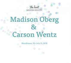 bed bath wedding registry list checkout carson wentz and oberg s wedding registry at bed