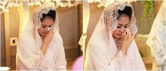 wedding dress nagita slavina jelang pernikahan nagita dan sang ibunda terus menangis aneka