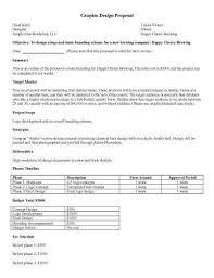 Interior Design Project Management Template 32 Sample Proposal Templates In Microsoft Word