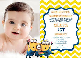75 best invitaciones minions images on pinterest minions minion