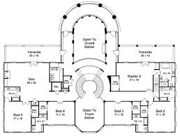 grand staircase floor plans majestic double staircase 12225jl architectural designs