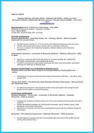 Master Resume Template Gpa On Resume Australia Eliolera Com