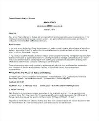 financial analyst resume exle project controller resume senior financial analyst resume sles