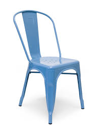 Turquoise Bistro Chair Metal Bistro Chair Blue Cottage Home