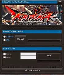 game kritika mod full cho android kritika the white knights hack cheat tool 2016 hkggame is the