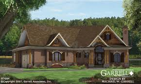 Cottage House Plans With Basement Lake Timber Cottage House Plan Daylight Basement Plans