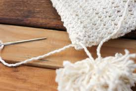 How To Make A Wool Rug With A Hook How To Make A Pom Pom For A Hat Or Anything Else