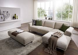 canap 4 places cuir canapé d angle 4 places tissu ou cuir chaise longue decade
