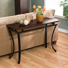 Back Of Couch Table Sofa Tables Sofatable1 Brilliant Modern Sofa Table With Console