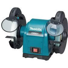 makita bench grinder 550w gb801 sanding u0026 grinding machine