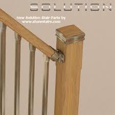 chrome banister rails solution chrome handrail connector adjustable angle solution