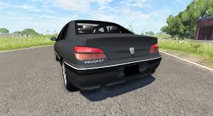 peugeot 506 car 406 for beamng drive