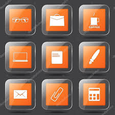 jeux de travail dans un bureau jeu d icônes de bureau travail image vectorielle rizwanali3d
