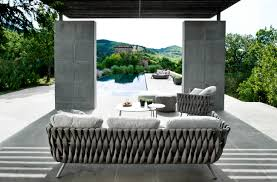 pavilion patio furniture tosca sofa tribù