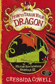cressida cowell train dragon synopsis extracts