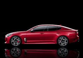 Rwd Kia New 2018 Kia Stinger Rwd Sports Sedan Is Going After Bmw 4 Series