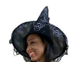 Halloween Costumes Etsy Womens Witch Costume Etsy