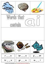 new 529 phonics worksheets ai vowel worksheet