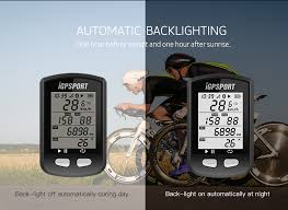 igpsport igs10 new cycling computer bluetooth ant hrm cadence