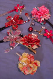 kanzashi spice up your hair in a japanese way fashionistabudget