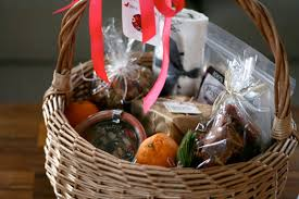 local gift baskets gift baskets the semi diy way lovely morning
