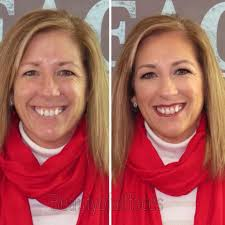 hair makeovers for women over 40 holiday makeup for christmas new years eve for women over 40 youtube