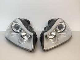 porsche cayenne headlights cayenne 957 2008 2011 ahl xenon headlights