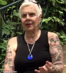 helen the tattooed has been inked more than 50 times daily