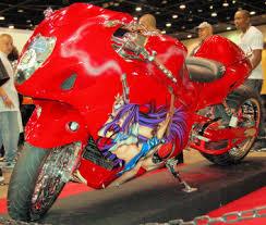 jp customs paint motorcycle painting airbrush chicago custom air