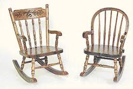 Childs Dining Chair Rocking Chair Rocking Chairs U0026 Glider Rocking Chair List