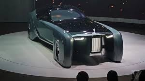 rolls royce roof get inside rolls royce u0027s unbelievable vision 100 concept car in